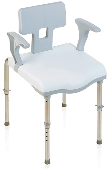 Coral Bath Chair
