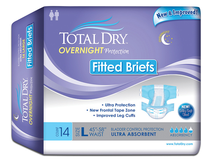 Total Dry products