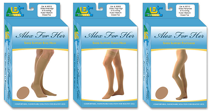 Alex Orthopedic Hosiery