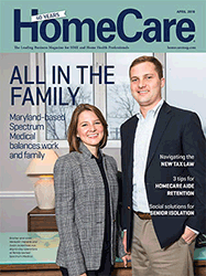 HomeCare magazine