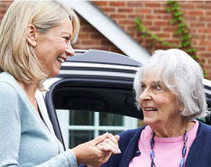 Providers Plugging In to On-Demand Senior Ride Services