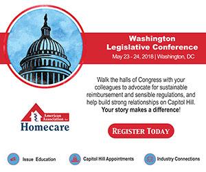 American Association for Homecare - Washington Legislative Conference