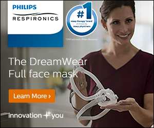 Sponsored by Philips Respironics