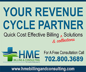Sponsored by HME Billing & Consulting