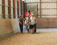 Equine Therapy as a Respite Care Resource