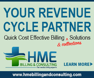 Sponsored by HME Billing