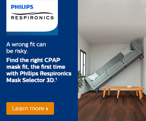 Philips CPAP mask