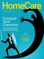 March 2020 HomeCare Cover