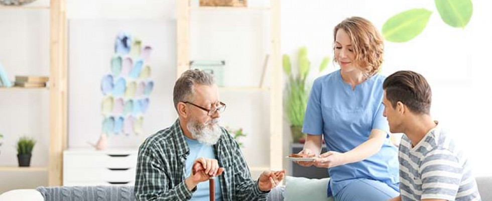 Supporting Caregivers with Technology