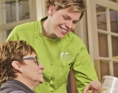 Culinary Training: Feeding Body & Soul