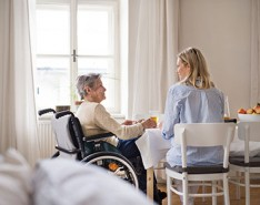 Meeting the Home Health Challenge