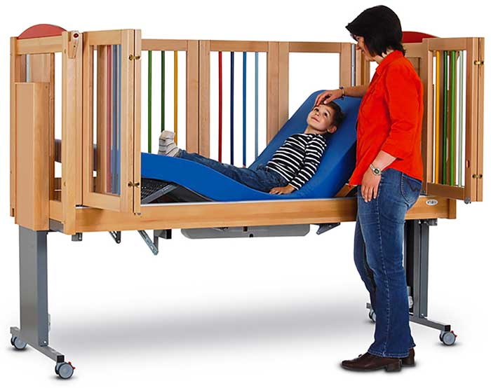 pediatric special needs bed