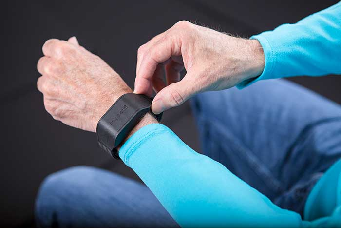 MyNotifi wrist wearable