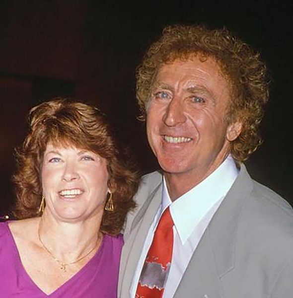 Gene and Karen Wilder