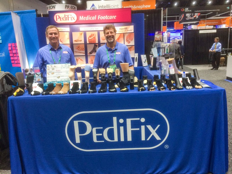 Pedifix at Medtrade