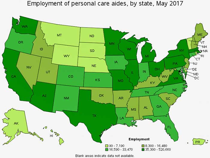 Exploring Employment And Training Trends In Homecare