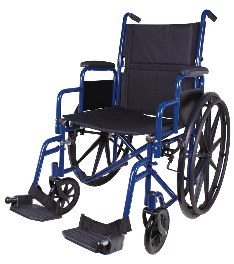 Carex Classic Wheelchair