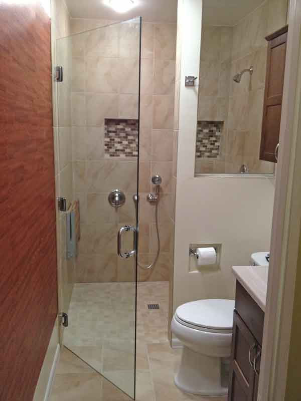 Gamburd's bath remodeling specialists can transform a shower that's unusable to a homeowner with mobility issues into a safe and accessible space that's aesthetically pleasing, as well. And remodeling jobs are completed quickly and with a bare minimum of inconvenience to the customer.