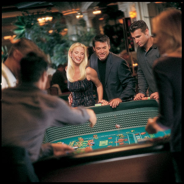Mandalay Bay offers a 135,000 square-foot casino. Courtesy of MGM Resorts International.