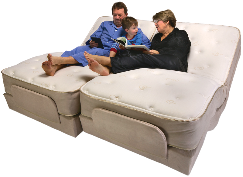 flex a beds premier dual king bed appealing to baby boomers - Adjustable Beds Prices