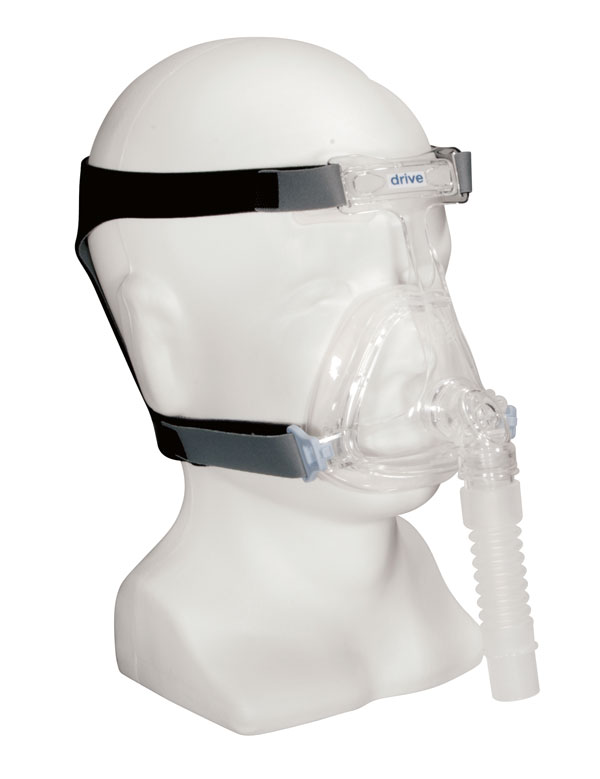 The Freedom Max Full Face CPAP Mask from Drive Medical.