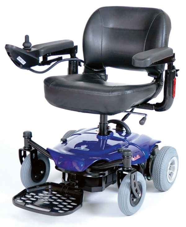 Middling Power Wheelchair Market Requires Patience HomeCare Magazine