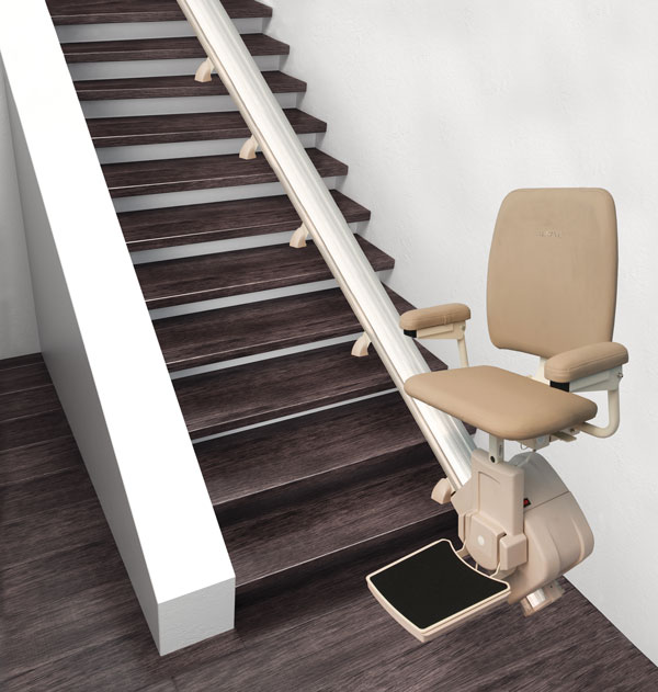 Harmar's Alpine Stair Lift