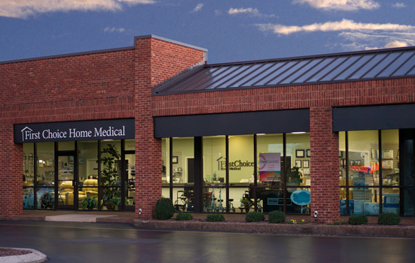 First Choice Home Medical has experienced strong growth during its first decade in business