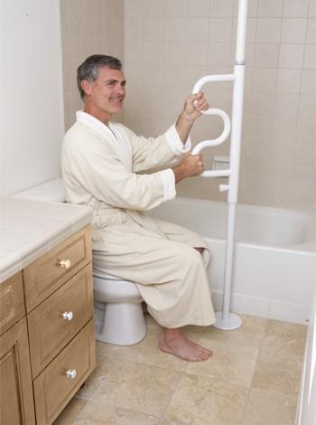 bath safety bars,